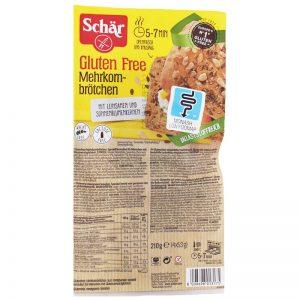 Flerkornsbröd Glutenfritt 210g - 41% rabatt