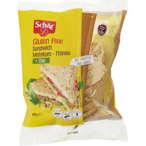 Flerkornsbröd Glutenfritt 400g - 43% rabatt