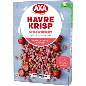 "Flingor ""Krisp Strawberry"" 300g - 39% rabatt"