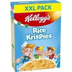 "Flingor ""Rice Krispies XXL"" 700g - 42% rabatt"