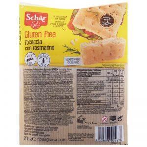 Focacciabröd Glutenfritt 200g - 43% rabatt