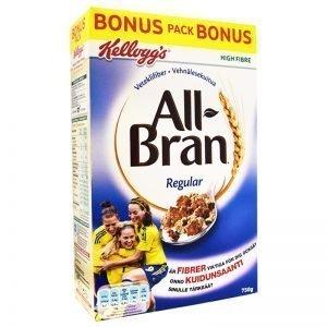 """Frukostflingor """"All Bran"""" - 27% rabatt"""