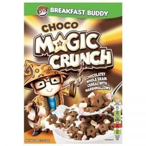 "Frukostflingor ""Choco Magic Crunch"" 300g - 64% rabatt"