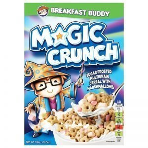 "Frukostflingor ""Magic Crunch"" 300g - 64% rabatt"