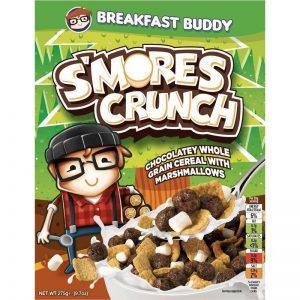 "Frukostflingor ""Smores Crunch"" 275g - 64% rabatt"