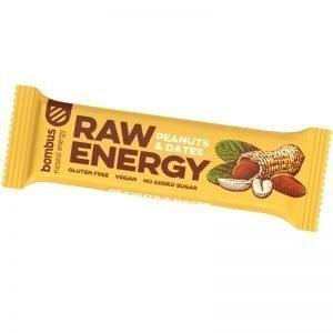 """Fruktbar """"Peanuts & Dates"""" 50g - 50% rabatt"""