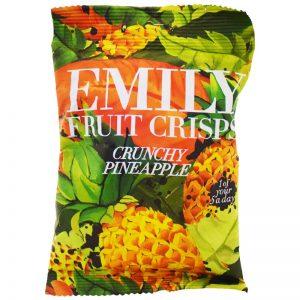 Fruktchips Ananas 30g - 41% rabatt