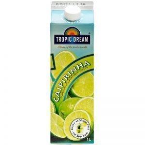 Fruktdryck Lime & Druvor 1l - 56% rabatt