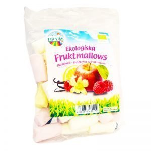 Fruktmarshmallows 90g - 32% rabatt