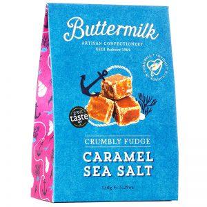 "Fudge ""Caramel Sea Salt"" 150g - 58% rabatt"