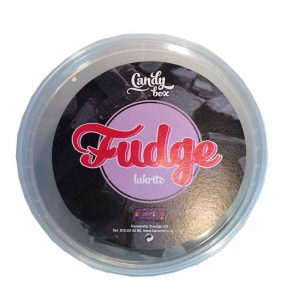 Fudge Lakrits - 60% rabatt