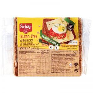 Fullkornsbröd Glutenfritt 250g - 41% rabatt