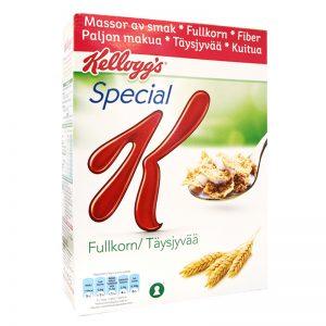 """Fullkornsflingor """"K Special"""" - 43% rabatt"""