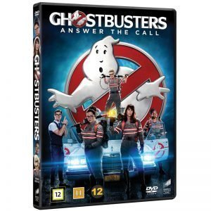 Ghostbusters 2016 DVD - 74% rabatt