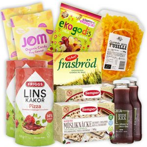 Glutenfria Paketet - 60% rabatt