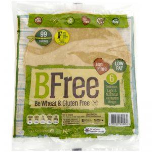 Glutenfritt Bröd 6-pack - 87% rabatt