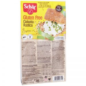 Glutenfritt Bröd Ciabatta 200g - 43% rabatt
