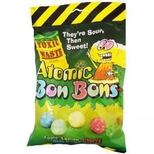 """Godis """"Atomic Bonbons"""" 150g - 66% rabatt"""