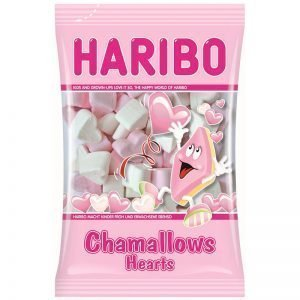 "Godis ""Chamallows Hearts"" 175g - 14% rabatt"