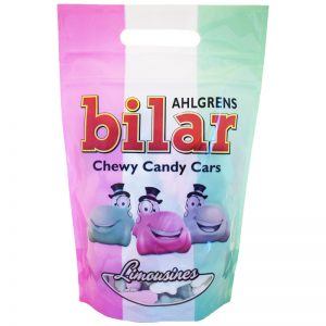 "Godis ""Chewy Candy Cars"" 450g - 58% rabatt"