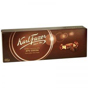 "Godis Choklad ""Dark Chocolate"" 320g - 50% rabatt"