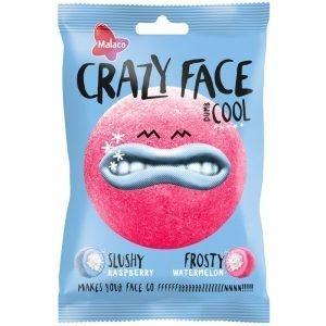 "Godis ""Crazy Face Cool"" 80g - 54% rabatt"