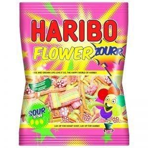 "Godis ""Flowerzourr"" 125g - 22% rabatt"
