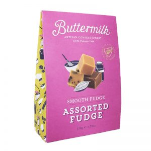 "Godis Fudge ""Assorted Fudge"" 150g - 72% rabatt"