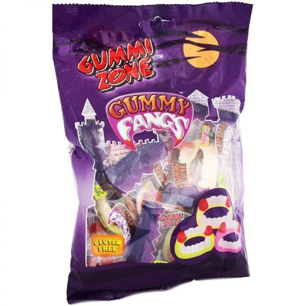 "Godis ""Gummy Fangs"" 99g - 50% rabatt"