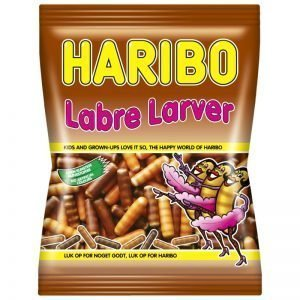 "Godis ""Labre Larver"" 57g - 44% rabatt"