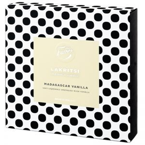 """Godis Lakrits """"Madagascar Vanilla"""" 200g - 49% rabatt"""