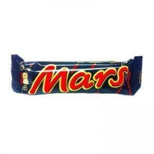 """Godis """"Mars"""" 51g - 21% rabatt"""