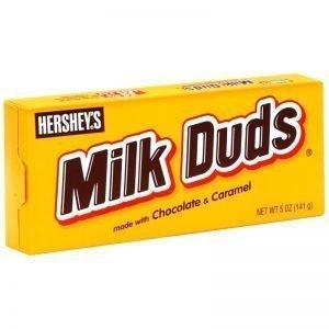 "Godis ""Milk Duds"" 85g - 52% rabatt"