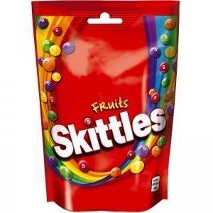 """Godis """"Skittles Fruit"""" 174g - 33% rabatt"""