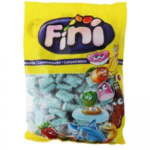 """Godis """"Sour Bubble Gum Bricks"""" 1kg - 61% rabatt"""