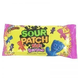 "Godis ""Sour Patch Kids Berries"" 51g - 40% rabatt"