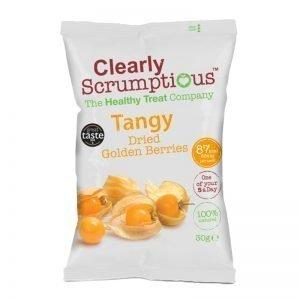 "Godis ""Tangy Dried Golden Berries"" - 36% rabatt"