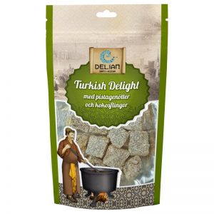 "Godis ""Turkish Delight Pistage"" 100g - 25% rabatt"