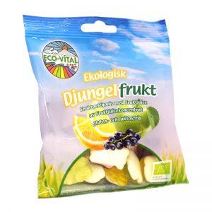 Godisblandning Djungelfrukt 90g - 32% rabatt