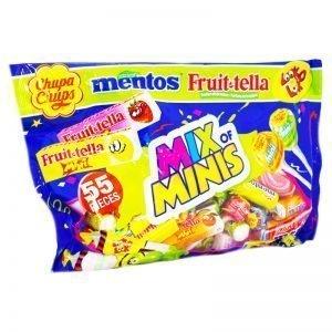 """Godisblandning """"Mix of Minis"""" - 42% rabatt"""