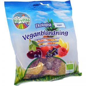 Godisblandning Veganblandning 90g - 32% rabatt