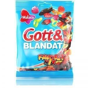 Gott & Blandat Mix 140g - 31% rabatt