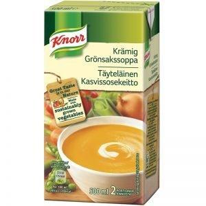 Grönsakssoppa 500ml - 27% rabatt