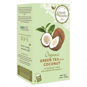 "Grönt Te ""Coconut"" 20-pack - 42% rabatt"