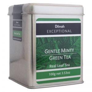 """Grönt Te """"Gentle Minty"""" 100g - 64% rabatt"""
