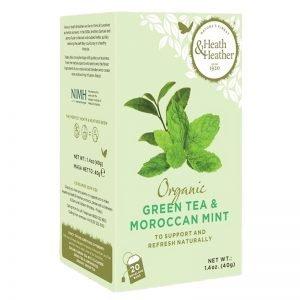 "Grönt Te ""Moroccan Mint"" 20-pack - 42% rabatt"