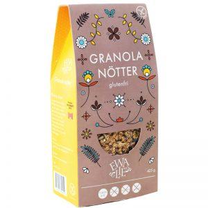 Granola Nötter 425g - 22% rabatt