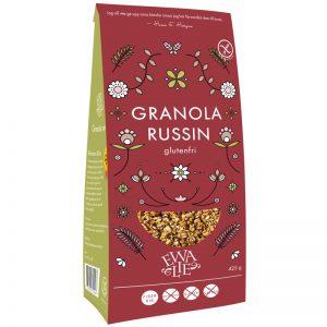 Granola Russin Glutenfri 425g - 33% rabatt