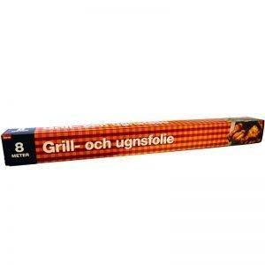 Grill- och ugnsfolie - 50% rabatt