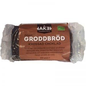 Groddbröd med krossad choklad - 50% rabatt